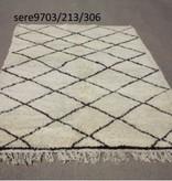 Beni Ouarain tapijten ( oftewel Beni Ourain kleden) (verschillende afmetingen en designs)