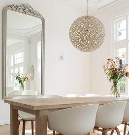 Hanglamp Design ORIENTE Kleur: Antiek Wit / Dia 40 cm