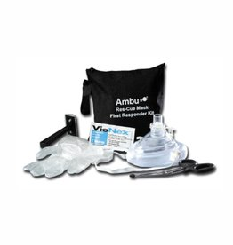 Ambu Ambu Rescue Mask First Responder Kit (5 stuks)