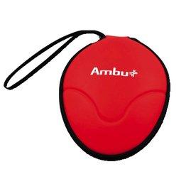 Ambu Ambu Rescue Mask - O2 inlaat Softcase (5 stuks)