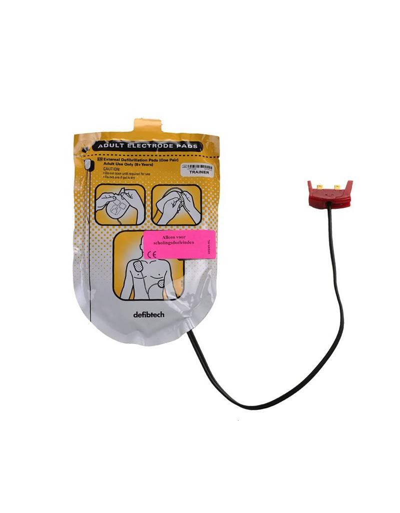 Defibtech Defibtech Trainingselektroden (1set)