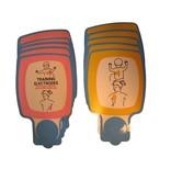 Physio Control Physio Control CR Plus Trainingselektroden Kinderen (5 paar)