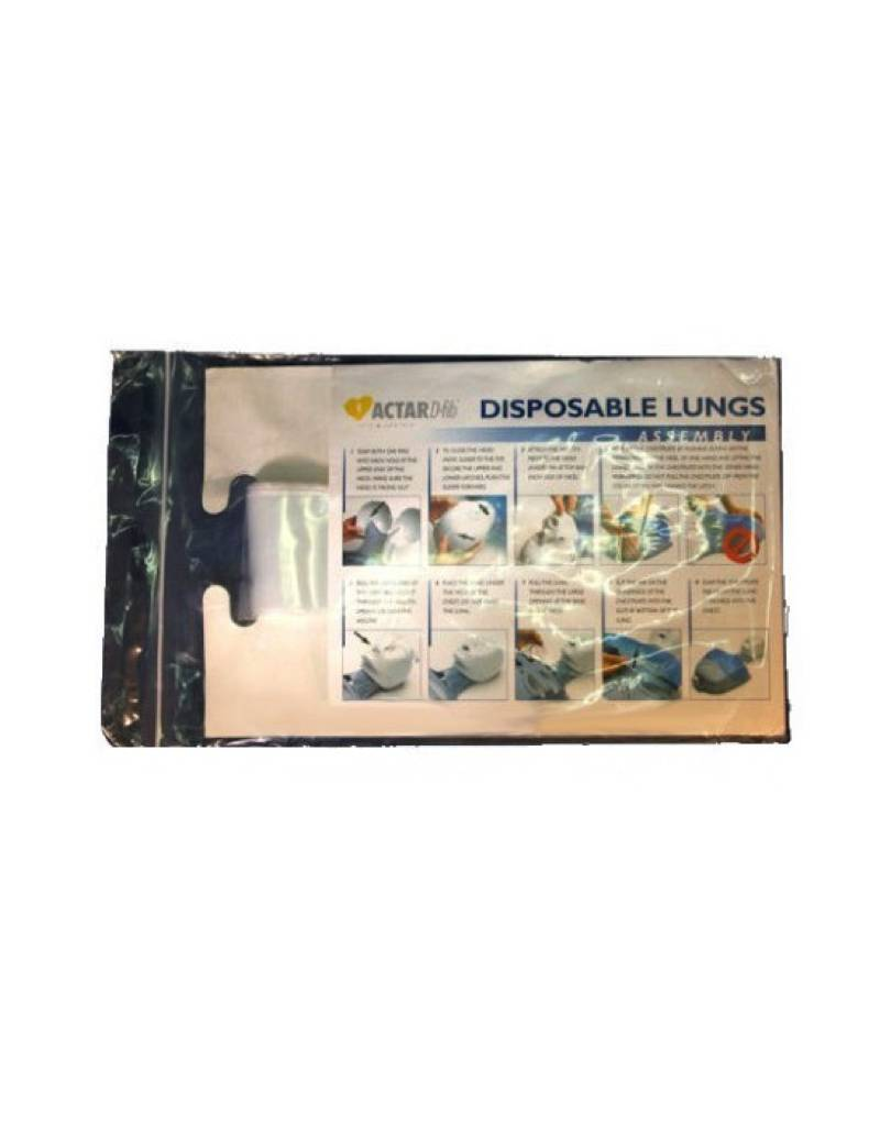 Actar Actar D-fib Disposable Longzakjes
