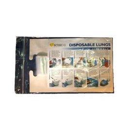 Actar Actar D-fib Disposable Longzakjes (20 sets)