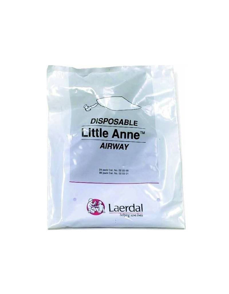 Laerdal Little Anne Longzakjes 24 stuks