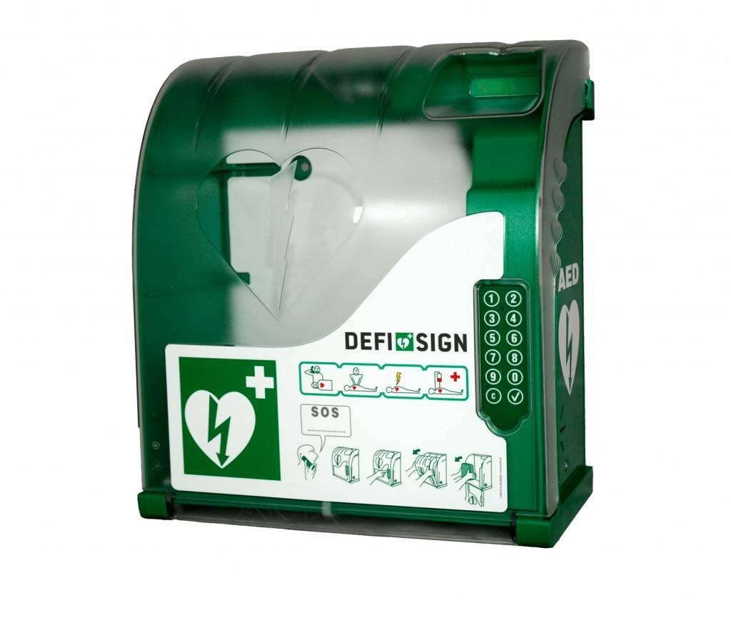 DefiSign DefiSign AED Buitenkast 210