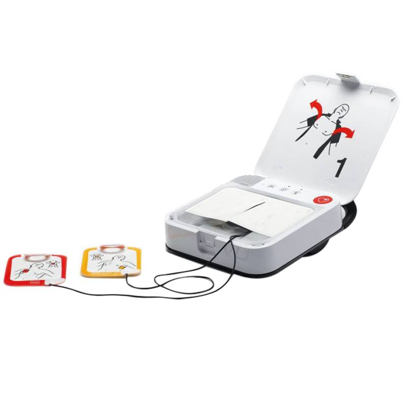 Physio Control AED lifepack CR2 vol-automaat