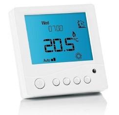 elektrische vloerverwarming thermostaten