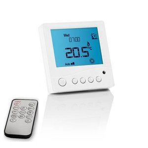 Remote control programmeerbaar thermostaat