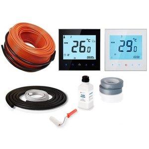 Vloerverwarming kabel set 38,9 meter 700 Watt