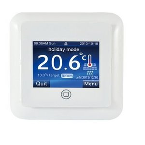T16-FHL meertalige programmeerbare thermostaat