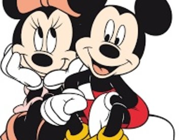Mickey Mouse Minnie Mouse