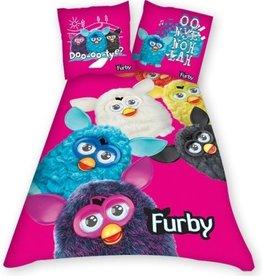 Furby Dekbedovertrek Roze ooNyeNohLah FU06003