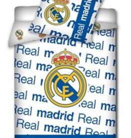 Real Madrid Dekbedovertrek 140x200 Katoen RM18008