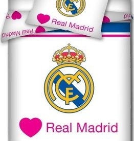 Real Madrid Dekbedovertrek Love RM18013