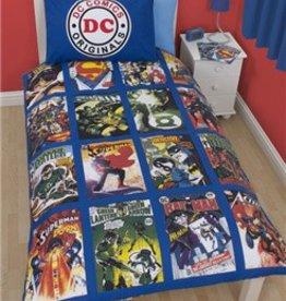 Batman Superman Superheroes dekbedovertrek DC340438