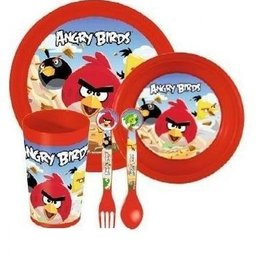 Angry Birds Ontbijtset AB01012
