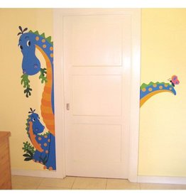 Dinosaurus Stickers Murals Maxi
