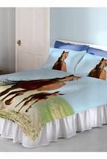 Paard Dekbedovertrek Veulentje 200x200 PA16013-200
