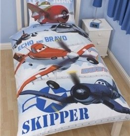 Disney Planes Dekbedovertrek Skipper DP04003