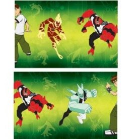 BEN 10 BEHANGRAND 23 BEN10 BT02028
