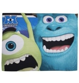 Monsters Inc Fleece Deken 5055285335779