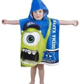 Monsters Inc Poncho 5055285335861