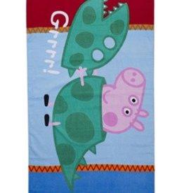 Peppa Pig Handdoek George 5055285345037
