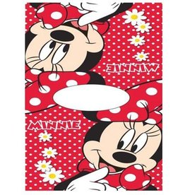Minnie Mouse Poncho Handdoek MM13271