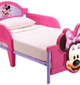 Minnie Mouse Bed Peuter 0080213034399