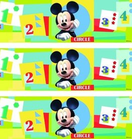 Minnie Mouse Behangrand Mickey Donald MM13142G