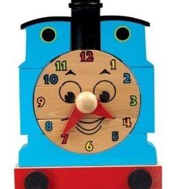 Thomas de Trein Fisher Price Thomas de Trein Locomotief Puzzel Klok