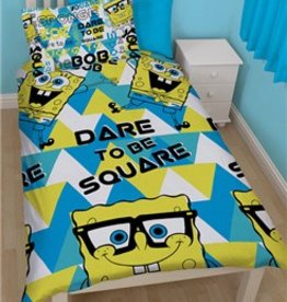 Nickelodeon SpongeBob Duvet Cover  Square
