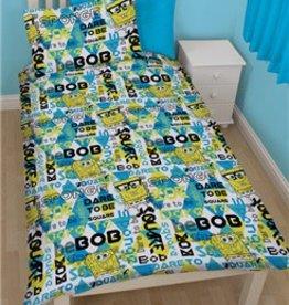 Sponge Bob Dekbedovertrek SBS19001
