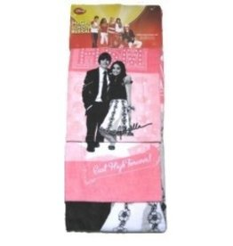 Disney HIGH SCHOOL MUSICAL HANDDOEK SET 3IN1