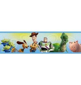 Toy Story Behangrand Buzz