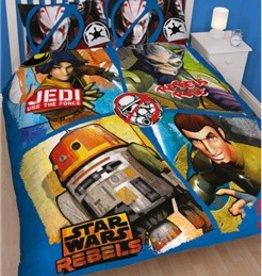 Star Wars Star Wars Tweepersoons Dekbedovertrek Rebels