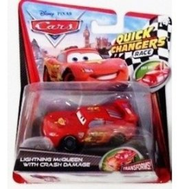 Cars 2 Quick Changers Race Auto CD03209-McQ