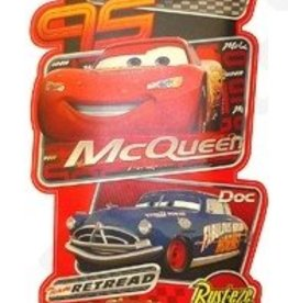 Disney Cars Cars Behangrand Maxi Sticker