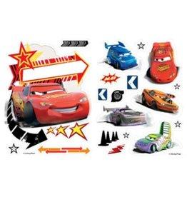 CARS STICKER DEUR DECORATIE 5010432715354