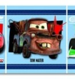 Disney Cars Cars Behangrand Zelfklevend Blauw