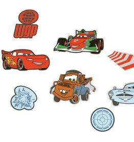 Cars Decoratie Foam Elements 24 Cars 2 5410905238630