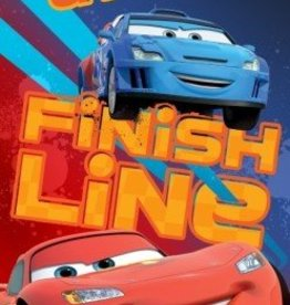 Cars Handdoek FinishLine CD03249