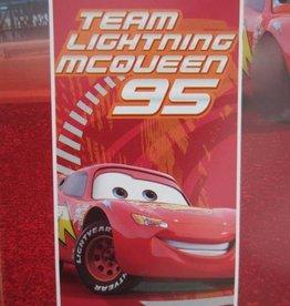 Cars Handdoek Team Lighting McQueen CD03024