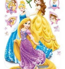 Princess Decoratie Stickers Maxi PR16232