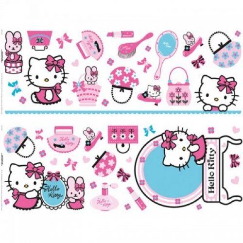 Hello Kitty decoratie   Charactersmania nl