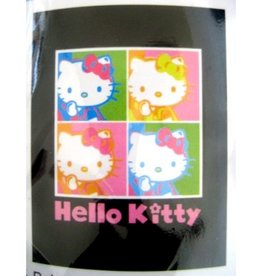 Sanrio  Hello Kitty Fleece Deken 4 HK's