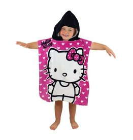 Hello Kitty Poncho Handdoek