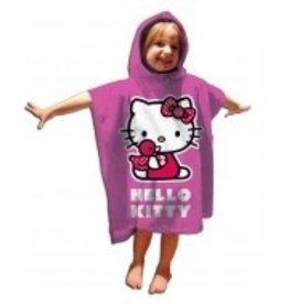 Sanrio  Hello Kitty Poncho Handdoek Eend