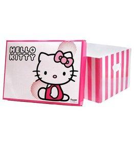 Hello kitty Opbergdoos HK08202